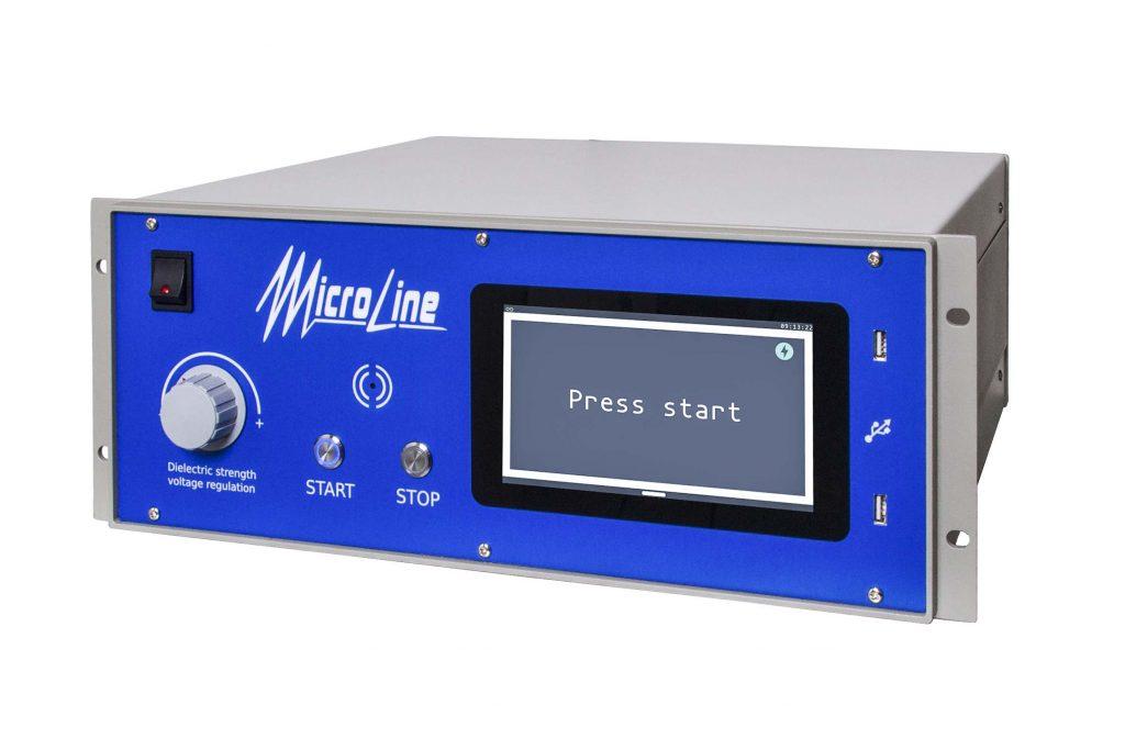 MP500 Microline Sicurezza Elettrica